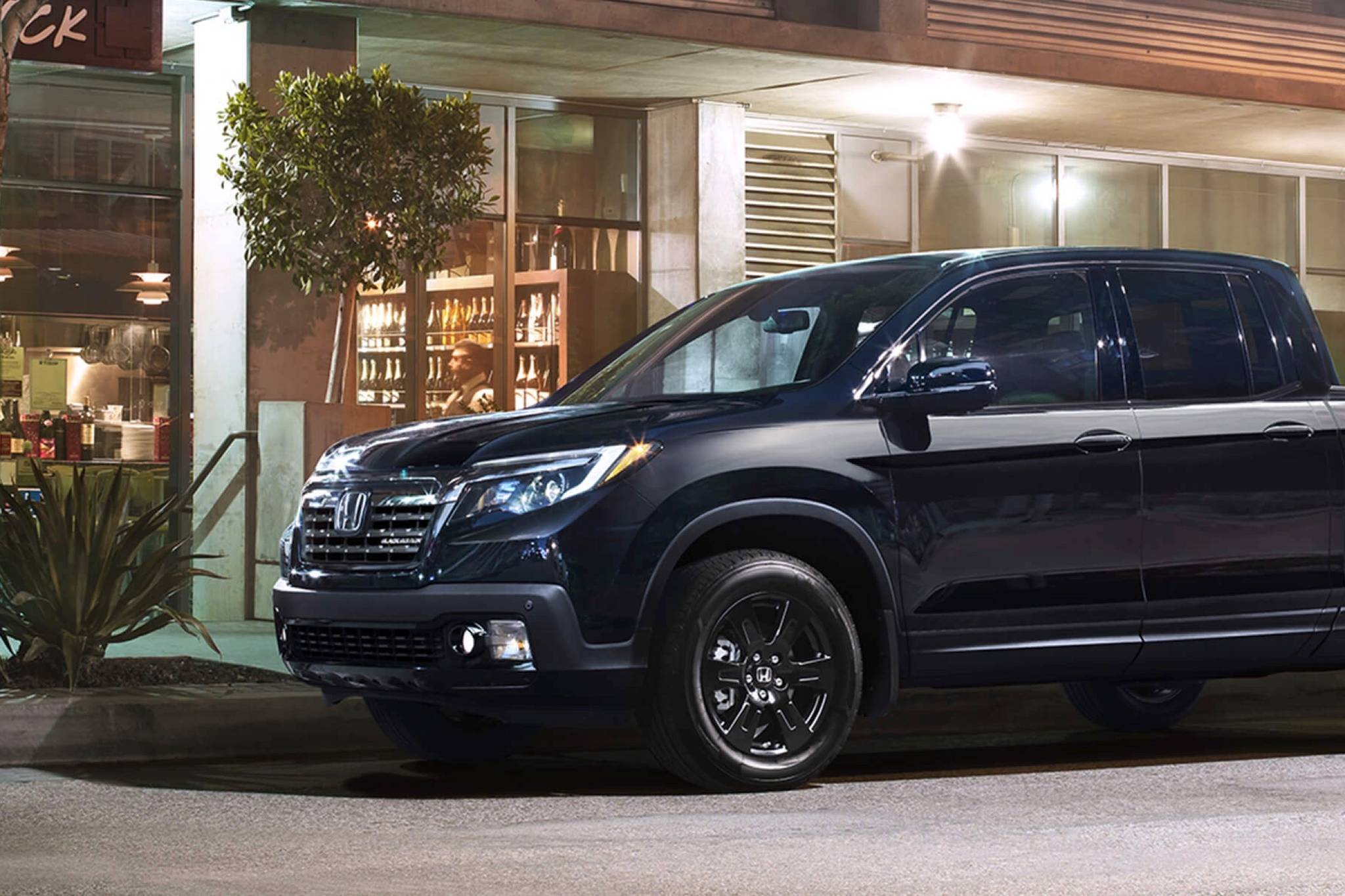 The Honda Ridgeline is a pickup truck with a bit of an identity crisis, as it is neither a true truck nor a true SUV; this is a vehicle that crosses over both territories and therefore plays a unique spot in the market (Submitted)